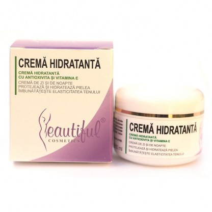 Crema hidratanta Antioxivita 50ml Beautiful Cosmetics Phenalex