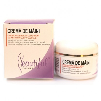 Crema de maini Antioxivita 50ml Beautiful Cosmetics Phenalex