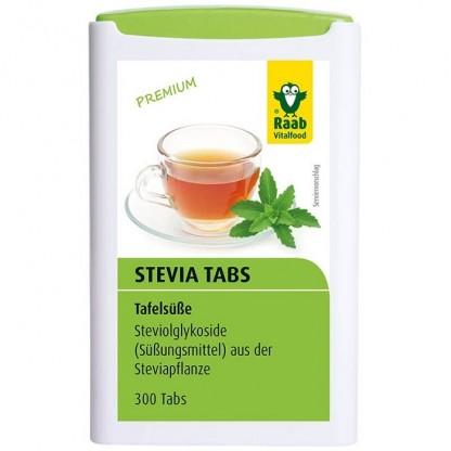 Stevia tablete premium 300buc Raab Vitalfood