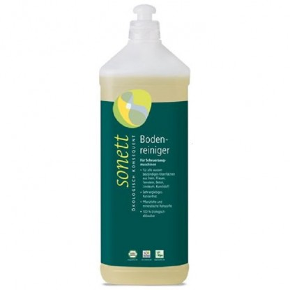 Detergent BIO pt masini de spalat pardoseli 1L Sonett
