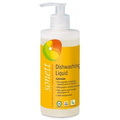 Detergent ecologic pt. spalat vase cu galbenele 300ml Sonett