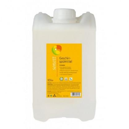 Detergent ecologic pt. spalat vase cu galbenele 5L Sonett
