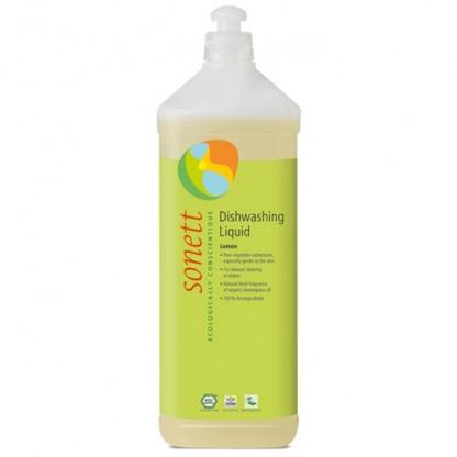 Detergent BIO pt vase cu lamaie 1L Sonett