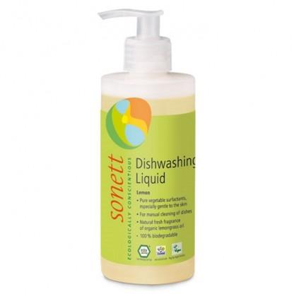 Detergent BIO pt vase cu lamaie 300 ml Sonett