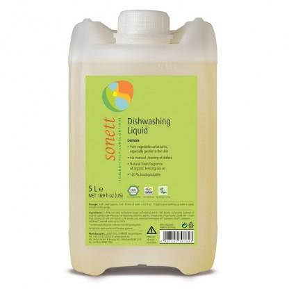 Detergent BIO pt vase cu lamaie 5 L Sonett
