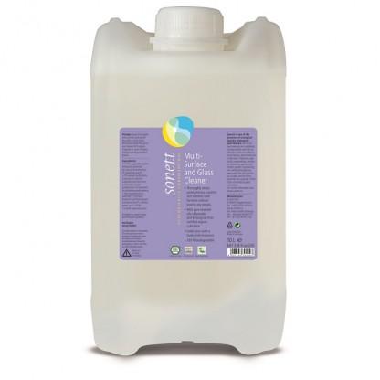 Detergent ecologic pt. sticla si alte suprafete 10L Sonett