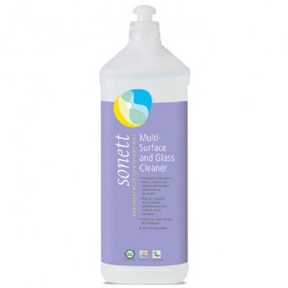 Detergent BIO pt sticla si alte suprafete 1 L Sonett