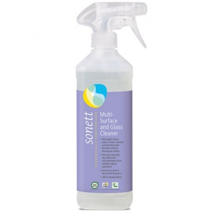 Detergent ecologic pt. sticla si alte suprafete 500ml Sonett