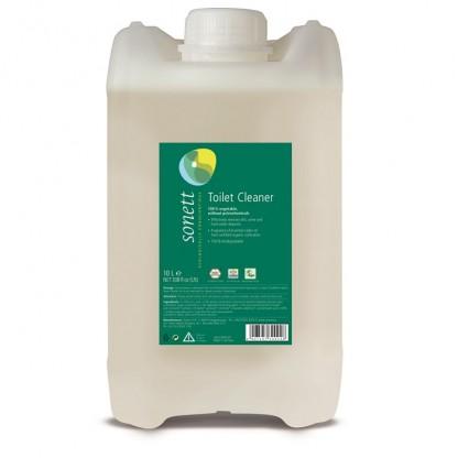 Detergent BIO pt toaleta cu citronella si cedru 10L Sonett