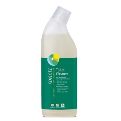 Detergent BIO pt toaleta cu citronella si cedru 1 L Sonett