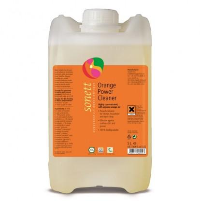 Detergent BIO universal concentrat cu ulei de portocale 5L Sonett