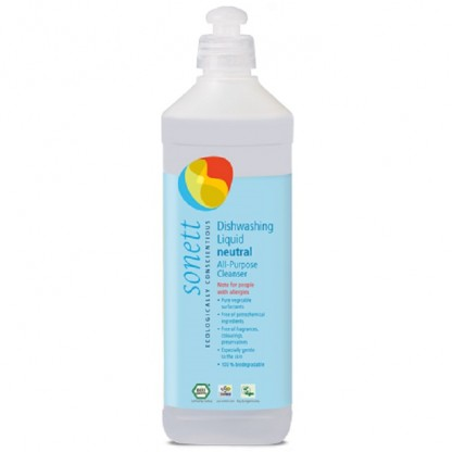 Detergent BIO universal fara parfum Sensitive 500ml Sonett