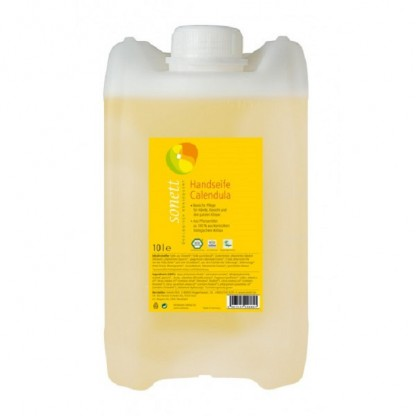 Sapun lichid - gel de dus BIO cu Galbenele 10L Sonett