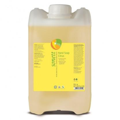 Sapun lichid - gel de dus ecologic Lamaie 10L Sonett
