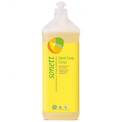 Sapun lichid - gel de dus ecologic Lamaie 1L Sonett