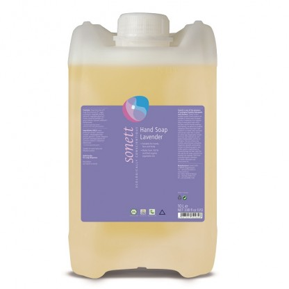 Sapun lichid - gel de dus BIO cu Lavanda 10L Sonett