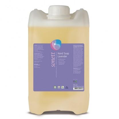 Sapun lichid - gel de dus ecologic Lavanda 10L Sonett