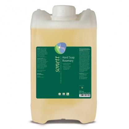 Sapun lichid - gel de dus ecologic Rozmarin 10L Sonett