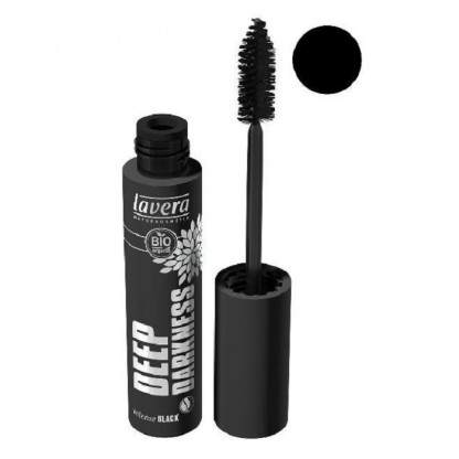Rimel BIO negru intens Deep Darkness Lavera 13ml