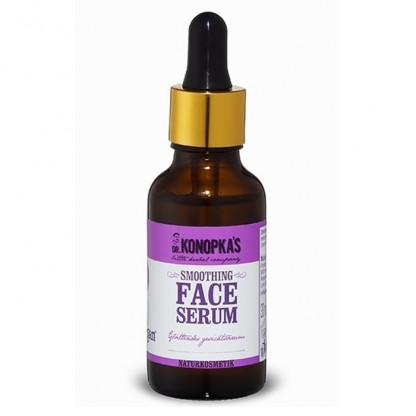 Serum regenerant pentru ten cu extract de violete 30ml Dr Konopka