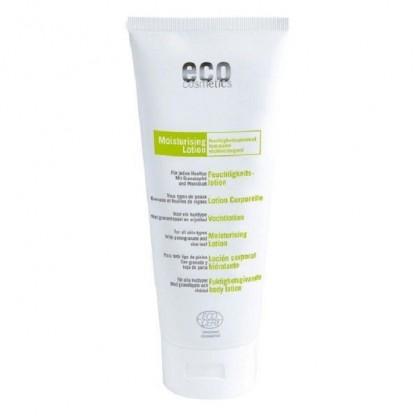 Lotiune de corp hidratanta cu rodie si vita de vie 200ml Eco Cosmetics