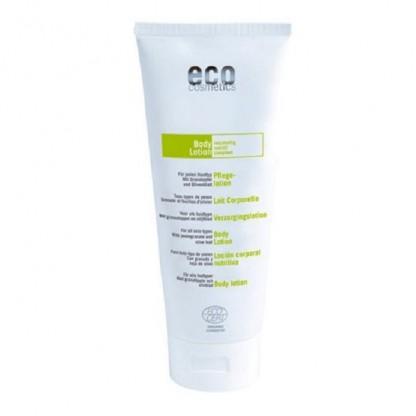 Lotiune de corp super hidratanta cu ulei de masline si rodie 200ml Eco Cosmetics