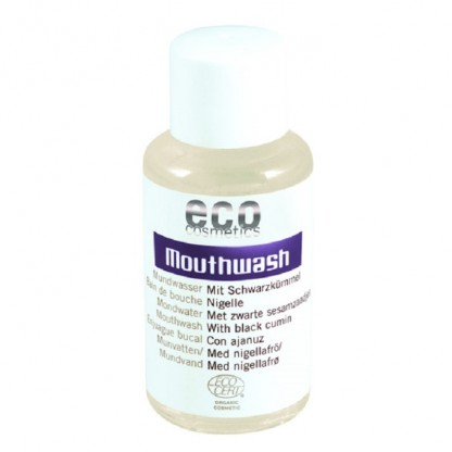 Apa de gura BIO concentrata cu salvie si chimen negru 50ml Eco Cosmetics