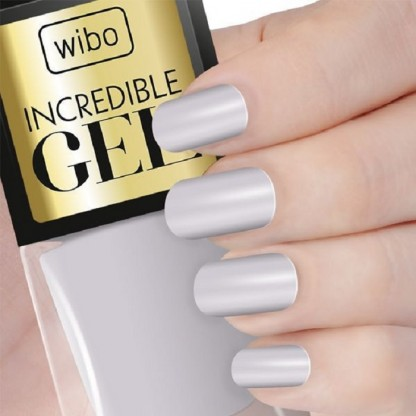 Lac de unghii Incredible Gel no.10 Wibo 8.5ml