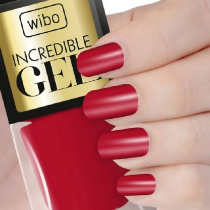 Lac de unghii Incredible Gel no.3 Wibo 8.5ml