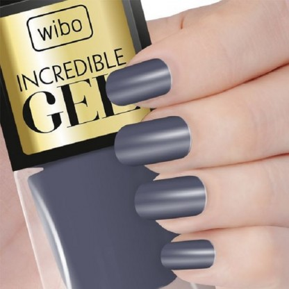 Lac de unghii Incredible Gel no.12 Wibo 8.5ml