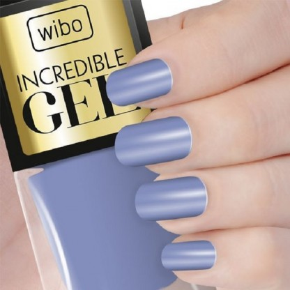 Lac de unghii Incredible Gel no.13 Wibo 8.5ml