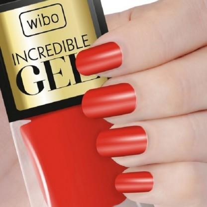 Lac de unghii Incredible Gel no.4 Wibo 8.5ml