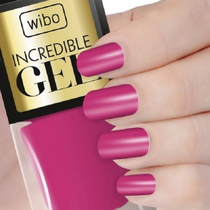 Lac de unghii Incredible Gel no.5 Wibo 8.5ml