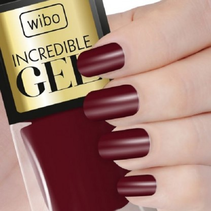 Lac de unghii Incredible Gel no.2 Wibo 8.5ml