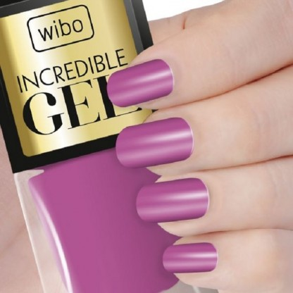Lac de unghii Incredible Gel no.6 Wibo 8.5ml