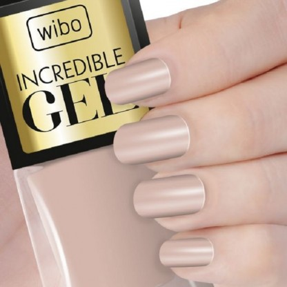 Lac de unghii Incredible Gel no.8 Wibo 8.5ml