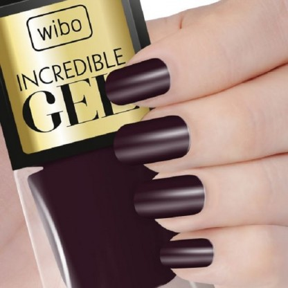 Lac de unghii Incredible Gel no.1 Wibo 8.5ml