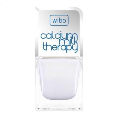 Tratament hidratant pentru unghii cu proteine din lapte si Calciu 8.5ml Wibo