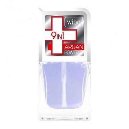 Tratament complet pentru unghii 9 in 1 Argan Power 8.5ml Wibo