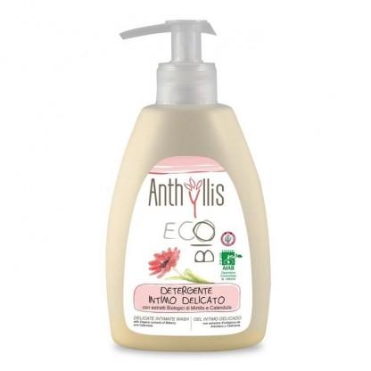 Gel pentru igiena intima cu extract de afine si galbenele ECO BIO Anthyllis 300ml