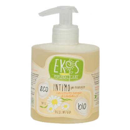 Gel pentru igiena intima cu extract de musetel 350ml Ekos
