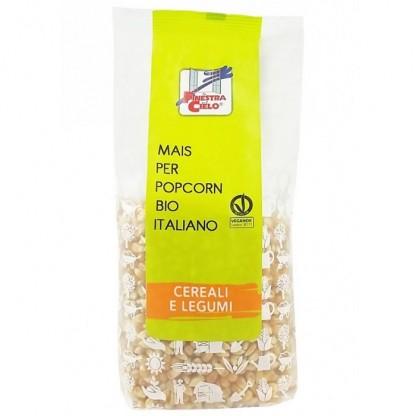 Porumb bio pentru floricele (popcorn) 500g Finestra sul Cielo
