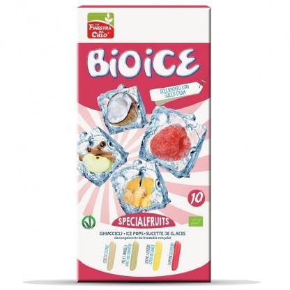 Inghetata BIO ICE fructe speciale 400ml Finestra sul Cielo