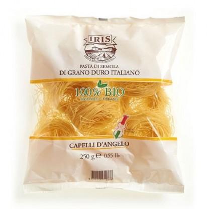 Paste BIO Capelli Angelo din grau dur 250g Iris BIO