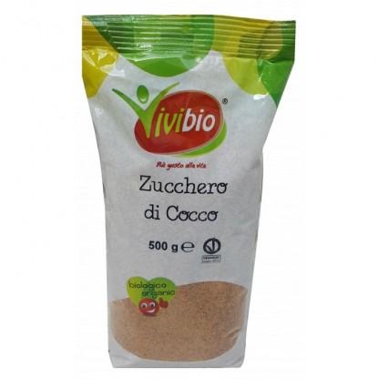 Zahar BIO de cocos 500g (vegan) ViviBio