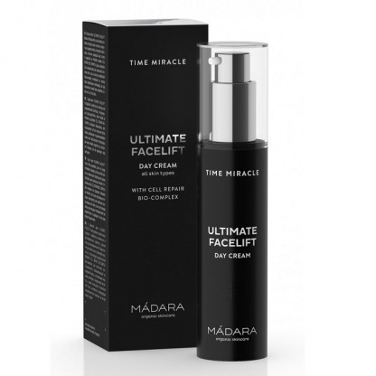 Time Miracle Cremă de zi antirid Ultimate Facelist 50ml Madara