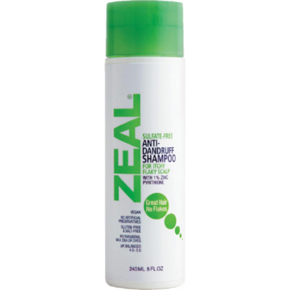 ZEAL Sampon profesional anti-matreata 250ml DermOrganic