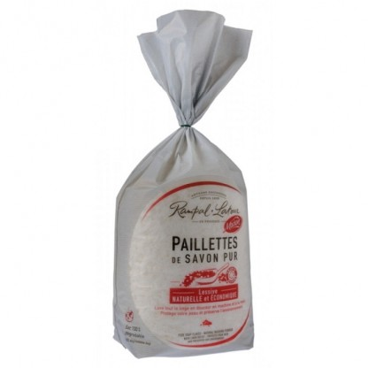 Fulgi de sapun natural pentru spalarea rufelor (produs hipoalergen) 750g Rampal Latour