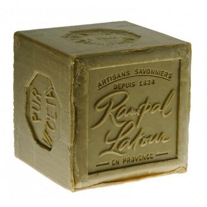 Sapun BIO de Marsilia 72% ulei de masline 600g Rampal Latour