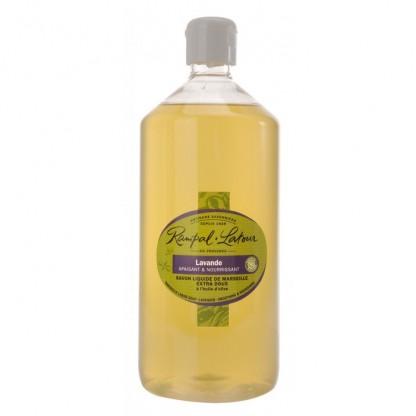 Sapun lichid de Marsilia lavanda (maini si corp) 1000ml Rampal Latour